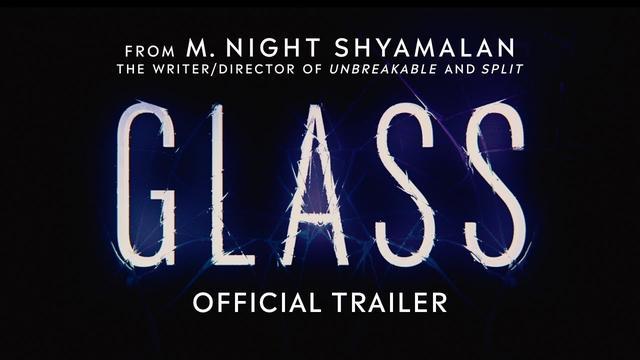 画像: Glass - Official Trailer [HD] www.youtube.com
