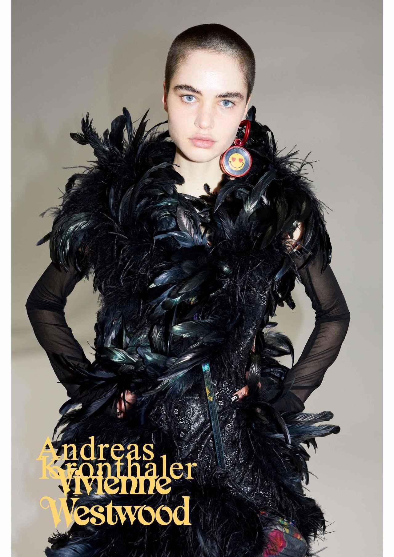 画像4: ヴィヴィアン・ウエストウッド2018年秋冬広告キャンペーンが発表。デザイナーのコメントも