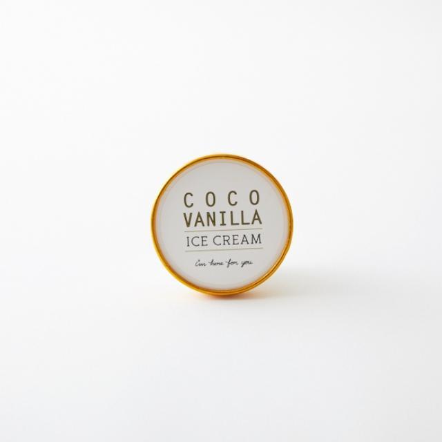 画像: ありそうでなかった、ココナッツミルクのヴァニラアイスクリームが登場