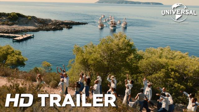 画像: Mamma Mia! Here We Go Again International Trailer (Universal Pictures) HD youtu.be