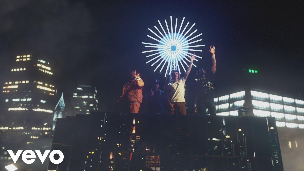画像: DJ Khaled - No Brainer (Official Video) ft. Justin Bieber, Chance the Rapper, Quavo www.youtube.com