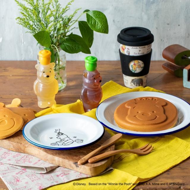 画像1: くまのプーさんのキッチンアイテムシリーズ発売