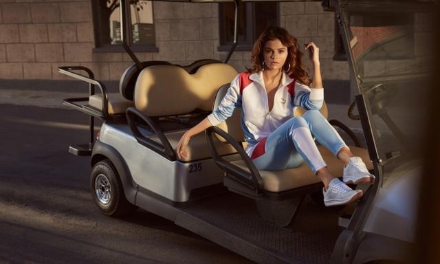 画像1: セレーナ・ゴメスが着る、プーマの新作「カリフォルニアEXOTIC」