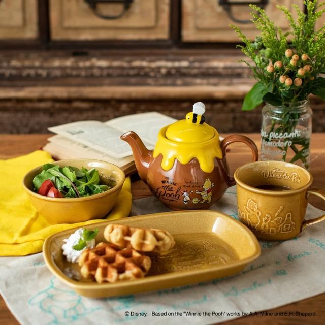 画像3: くまのプーさんのキッチンアイテムシリーズ発売