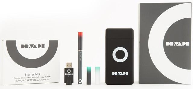 画像: 電子タバコ、DR.VAPE(ドクター・ベイプ)って?