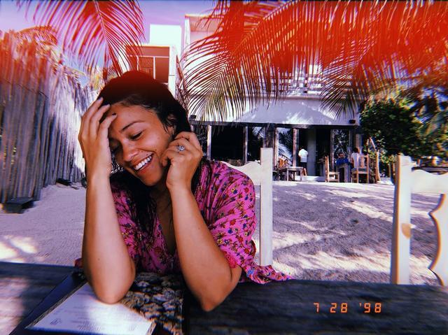 """画像1: Gina Rodriguez on Instagram: """"34. """"They thought I was a Surrealist, but I wasn't. I never painted dreams. I painted my own reality."""" - Frida"""" www.instagram.com"""