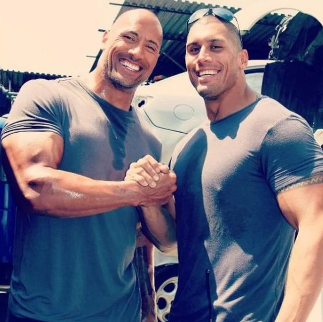 画像: ©Dwayne Johnson / Instagram