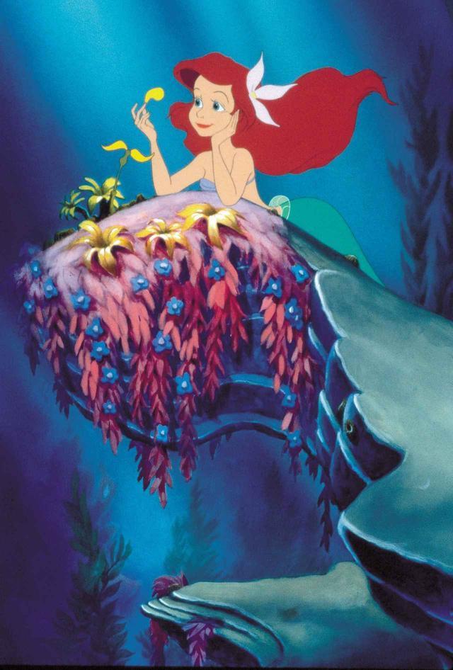 画像1: アリエルが「赤毛」の理由