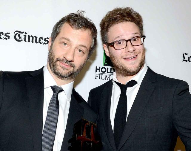 画像: ジャド(左)とセス(右)。