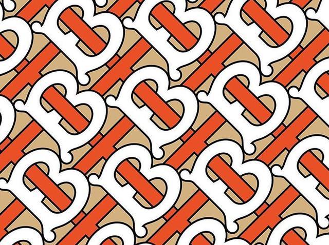 バーバリーが20年ぶりに刷新、新ロゴ&モノグラムが公開 - フロントロウ -海外セレブ&海外カルチャー情報を発信
