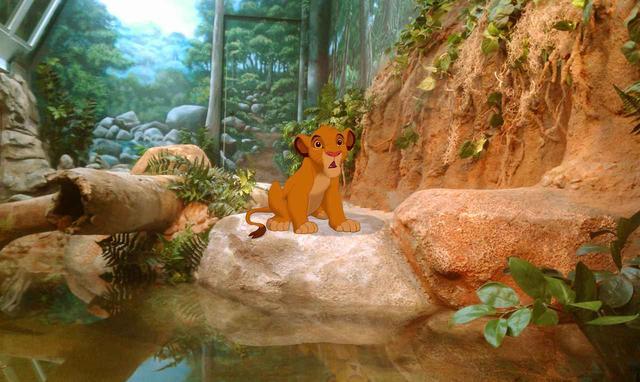 画像: 『ライオン・キング』シンバ