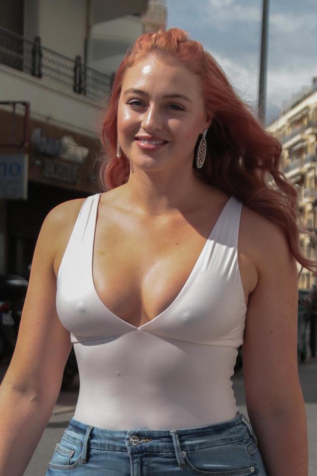 画像: 「乳首問題」に正論で立ち向かう
