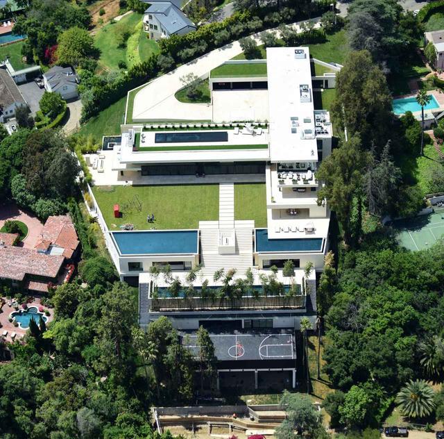 画像: カーター家の新居は約97億円