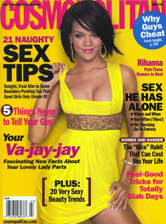 画像: リアーナは2008年に米Cosmopolitanでウワサに触れ、「そのせいでジェイのまわりでは気まずい気持ちになった。でもジェイが私を呼び出して、無視するように言ってくれたの」とコメントした。