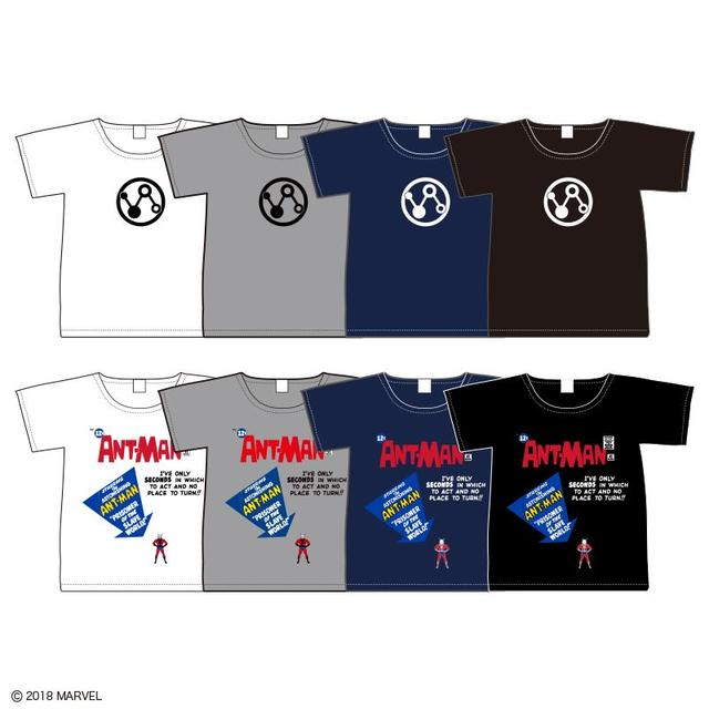 画像: ・Tシャツ(全2柄/各4色) ¥2,900+税