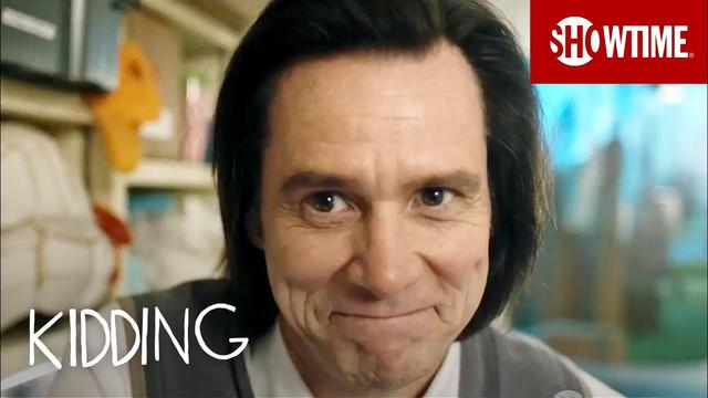 画像: 'Spark of Greatness' Official Trailer | Kidding | Jim Carrey SHOWTIME Series www.youtube.com