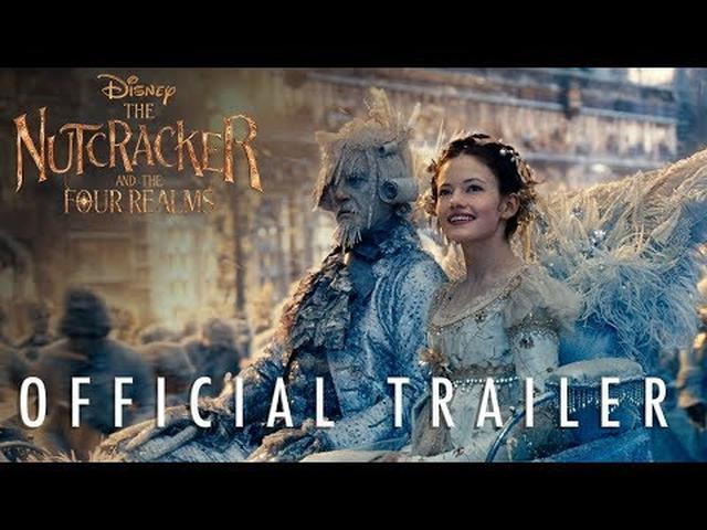 画像: The Nutcracker and The Four Realms - Official Trailer #2 www.youtube.com