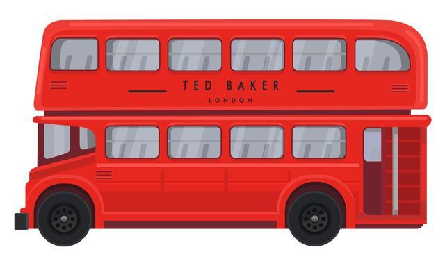 画像1: テッドベーカーのロンドンバスが期間限定で六本木ヒルズに出現!