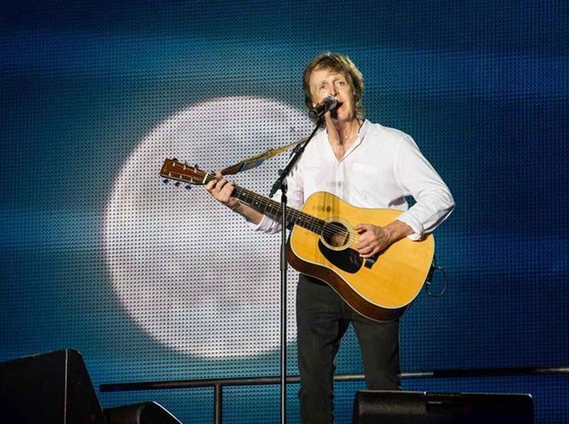 画像: ポール・マッカートニー、生まれて初めて日本の「ある場所」でのライブが決定