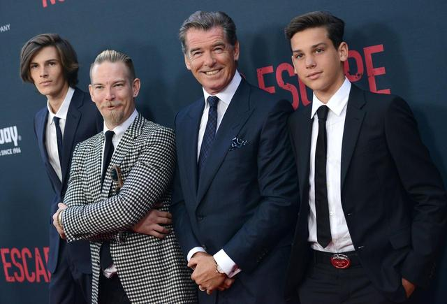 画像: 映画『007』5代目ジェームズ・ボンドの「イケメン息子」が美しすぎる