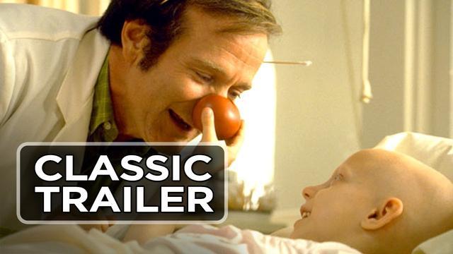 画像: Patch Adams Official Trailer #1 - Robin Williams Movie (1998) HD www.youtube.com