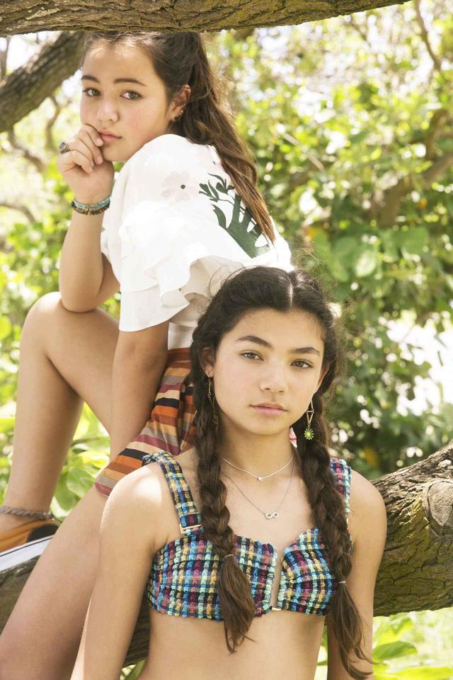 画像1: 15歳&14歳ハワイのロコガール・デュオ ティーガン&ケイレン、アルバムリリース