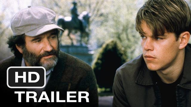 画像: Good Will Hunting (1997) Blu-Ray Release Movie Trailer www.youtube.com