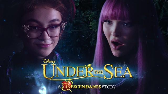 画像: Under the Sea: A Descendants Story Official Teaser www.youtube.com