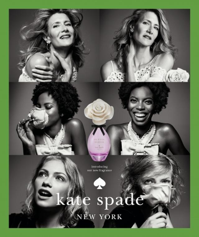画像1: ケイト・スペード ニューヨーク新作香水「インフルブルーム」登場