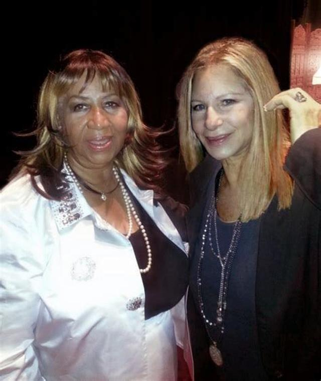 画像: Barbra Streisand on Twitter twitter.com