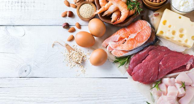 画像: ②タンパク質の摂取