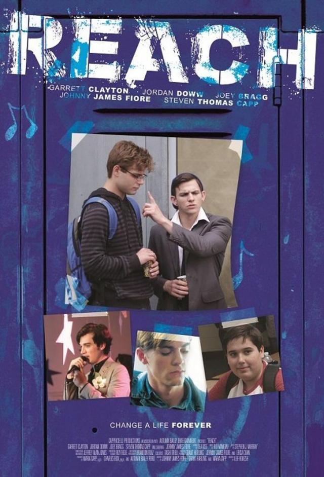 画像: 映画『リーチ』のポスター。 ©Reach  via imdb