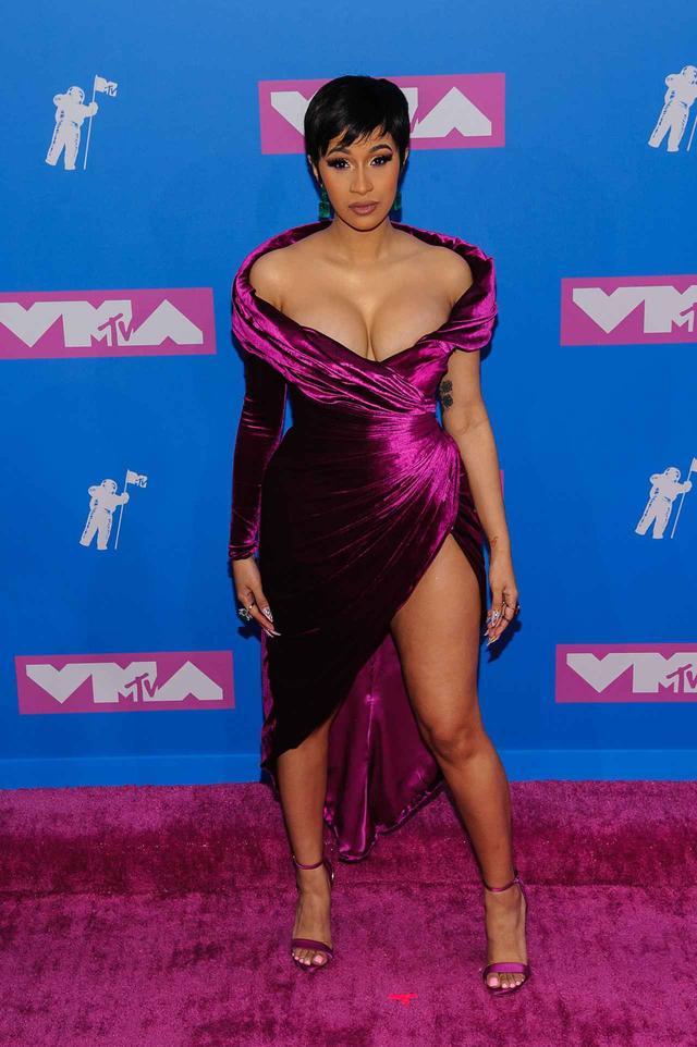 画像6: MTV VMAの華やかなレッドカーペット・ファッションをレポート【VMA2018】