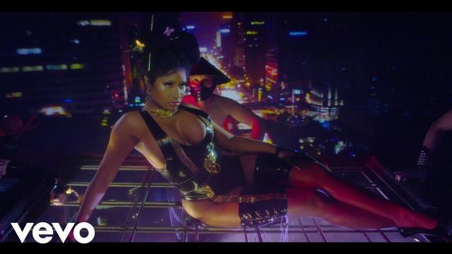 画像: Nicki Minaj - Chun-Li www.youtube.com