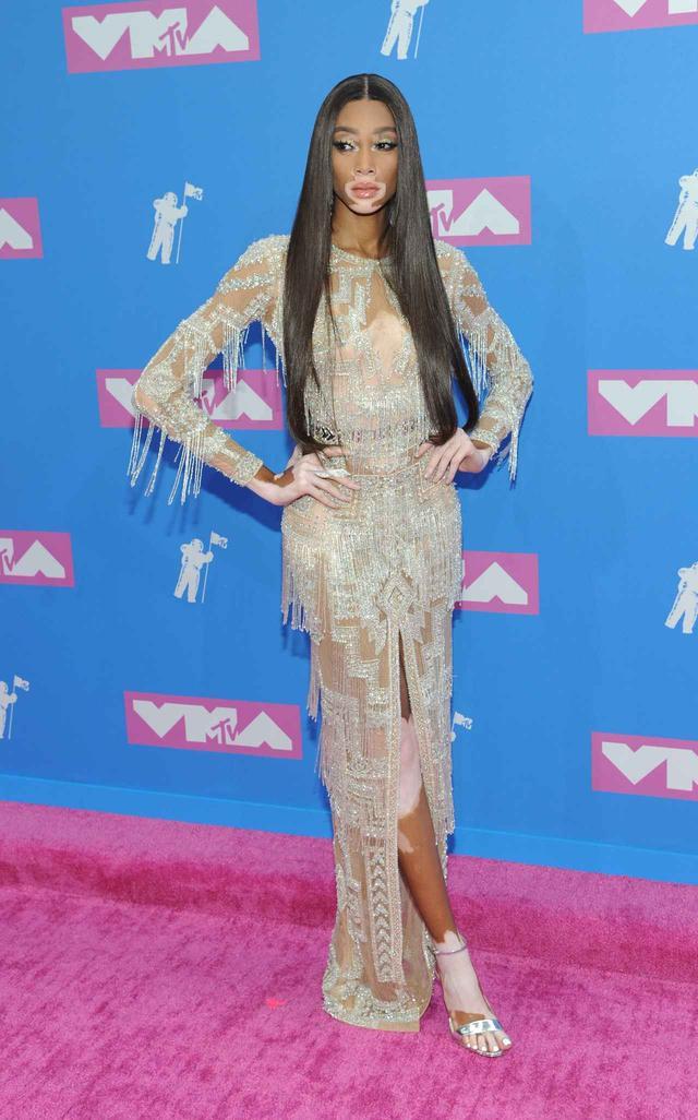 画像8: MTV VMAの華やかなレッドカーペット・ファッションをレポート【VMA2018】