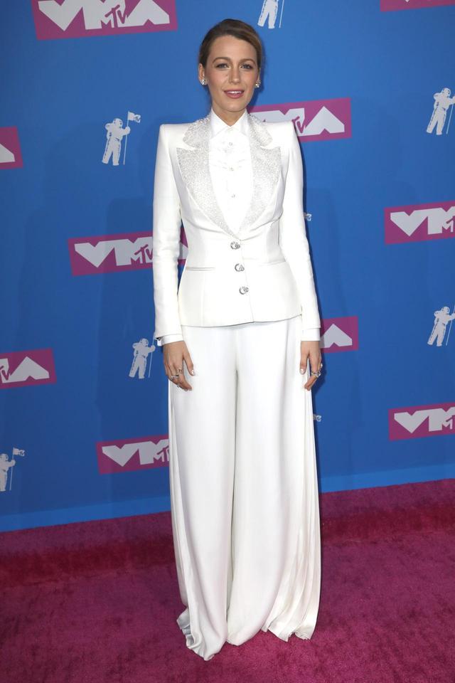 画像2: MTV VMAの華やかなレッドカーペット・ファッションをレポート【VMA2018】