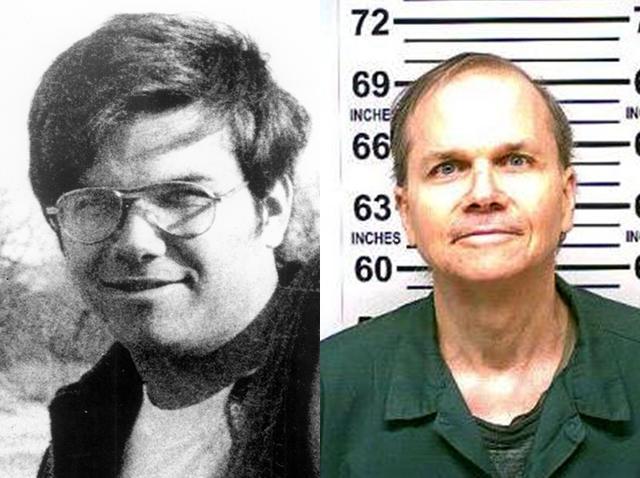画像: 逮捕前の写真(左)、2018年に撮られた新しい逮捕写真(右)
