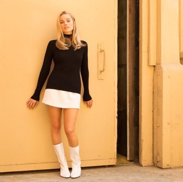 画像: マーゴットが演じるのは女優のシャロン・テート。