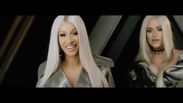 画像: Cardi B - Ring (feat. Kehlani) [Official Video] youtu.be