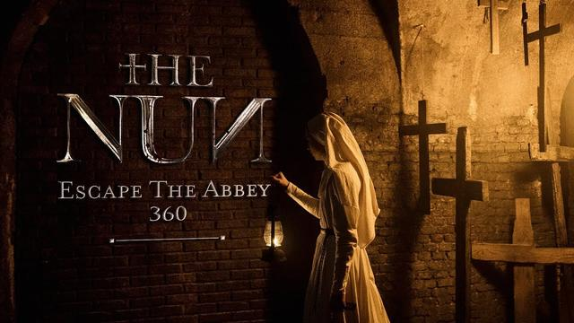 画像: The Nun: Escape the Abbey 360 www.youtube.com
