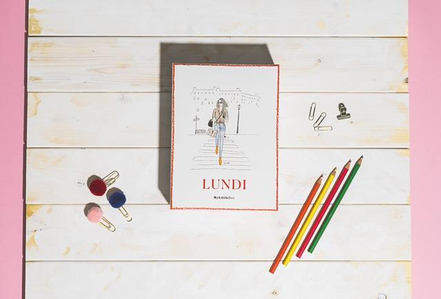 画像: 9月のテーマは「LUNDI(月曜日)」