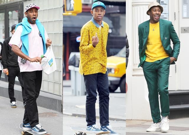 画像1: ジェイデン・スミスが「ファッションのお手本にしている人」が独特すぎる