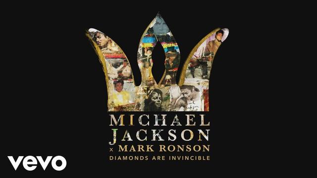 画像: Michael Jackson - Michael Jackson x Mark Ronson: Diamonds are Invincible (Audio) youtu.be
