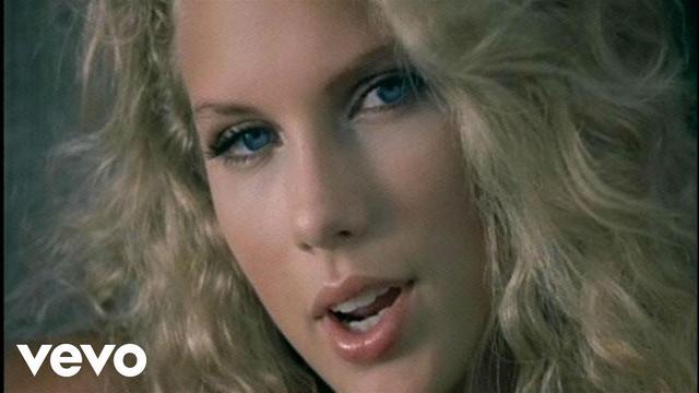 画像: Taylor Swift - Tim McGraw www.youtube.com