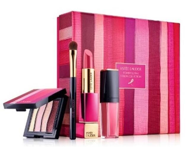 画像: エスティ ローダー パワフル ピンク カラー コレクション 7,000円