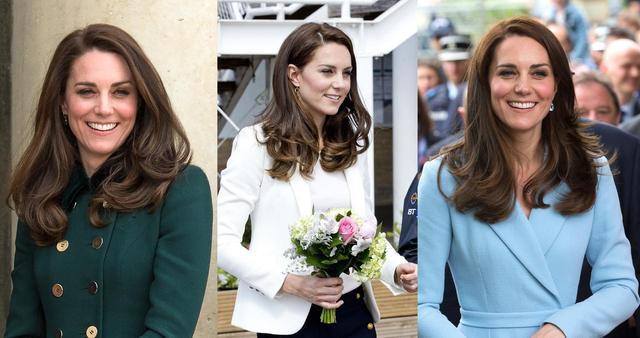 画像: キャサリン妃、いつも髪をおろしている理由にはある女心が隠れていた