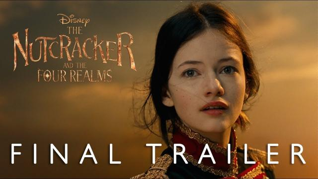 画像: Disney's The Nutcracker and the Four Realms - Final Trailer www.youtube.com