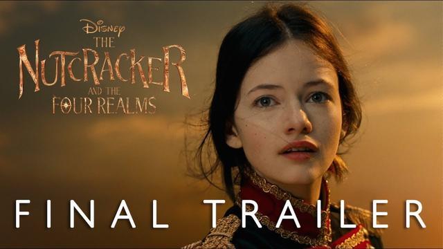 画像: Disney's The Nutcracker and the Four Realms - Final Trailer www.youtube.com