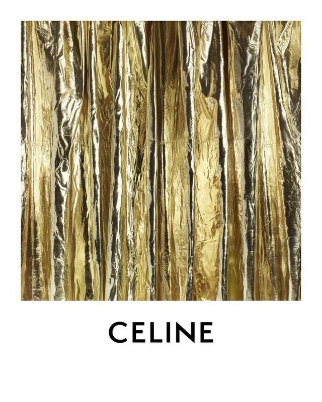 "画像1: CELINE on Instagram: ""INTRODUCING CELINE NEW LOGO ⠀⠀⠀⠀⠀⠀⠀⠀⠀⠀⠀ #CELINEBYHEDISLIMANE"" www.instagram.com"