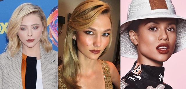 画像: (左から)女優のクロエ・モレッツ、モデルのカーリー・クロス、女優のググ・バサ=ロー。